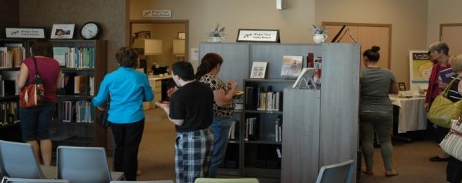 library pix